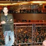 神山健治監督がファン1600人の前でトークショー!『攻殻機動隊 S.A.C. SSS 3D』が世界最速試写で観客を電脳化!!
