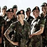 映画レビュー 韓国海兵隊エリート部隊に女性が入隊!?『大韓民国1%』