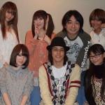 TVアニメ『シュタインズ・ゲート』のアフレコ現場を直撃!メインキャスト7名のコメントをお届け!!