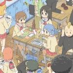 「日常」Blu-ray・DVD第1巻6/24発売!アニメイト限定版全巻購入特典には「阪本さん1/1スケールぬいぐるみ」が!!