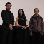 英国ロイヤルウェディング生中継を凌駕した!『攻殻機動隊 S.A.C. SOLID STATE SOCIETY 3D』舞台挨拶