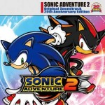 20周年記念プロジェクト第2弾! 『SONIC ADVENTURE 2 Original Soundtrack 20th Anniversary Edition』発売決定!