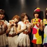 タワレコアイドルレーベルT-Palette Records presents バニラビーンズ×Negicco インストアライブ レポート