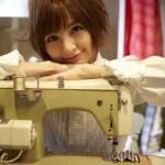 AKB48篠田麻里子主演LISMOドラマ『くるみ洋品店』&「麻里子姫はアプリがお好き♪for LISMO Channel」 配信スタート記念公開収録が開催!