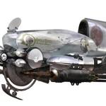 『ラストエグザイル‐銀翼のファム‐』小型飛行機械・ヴェスパの実物大モデルを制作!
