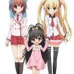 2012年1月放送開始!TVアニメ「パパのいうことを聞きなさい!」最新情報一挙公開!!