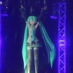 初音ミクのライブ『ミクパ♪』がシンガポールで開催、『ニコ生』でも全世界で生中継!