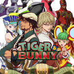 「TIGER & BUNNY」NEXT PROJECT第2弾始動!!劇場版製作決定!!