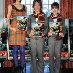ブルーレイ&DVD「ハリー・ポッターと死の秘宝PART2」記者発表会 レポート