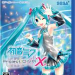 『初音ミク -Project DIVA- X』PS Vita版パッケージと予約特典のビジュアルを公開!
