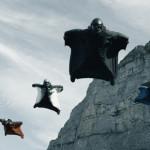 映画『X-ミッション』命懸けのスタント!度胆抜かれるウィングスーツ・フライング撮影の特別映像が到着!