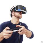PS4専用バーチャルリアリティシステム『PS VR』 が2016年10月に44,980円で発売決定!