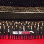 映画『HiGH&LOW THE MOVIE』完成披露にキャストら総勢50名が登壇!ファン4千人が熱狂!