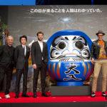 『インデペンデンス・デイ:リサージェンス』来日イベントに藤原竜也が登場!監督「ハリウッド映画に出ません?」