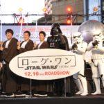 『ローグ・ワン/スター・ウォーズ・ストーリー』日本代表選手の水谷隼、瀬戸大也、坂井聖人がローグ・ワンJAPANに任命!