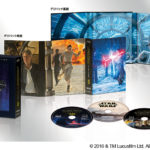 『スター・ウォーズ/フォースの覚醒 3Dコレクターズ・エディション』が、11/22(火)に発売決定!