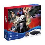 新型PS4に『ペルソナ5』を同梱した数量限定商品が9月15日に発売決定!