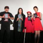 『貞子VS伽椰子』Blu-ray&DVD発売記念上映イベント実施!貞子役 七海エリーは初めて素顔で登壇!