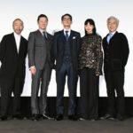 日本の精鋭キャストが結集! 『沈黙-サイレンス-』初日舞台挨拶レポート