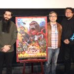 『キングコング:髑髏島の巨神』監督が来日プレゼンテーションを実施!怪獣絵師が手掛けた日本版ポスターを大絶賛「死ぬまで壁に飾りたい!」