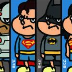 DCスーパーヒーローズと鷹の爪が夢のタッグ!『DCスーパーヒーローズvs鷹の爪団』製作決定!