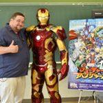 アイアンマンも登場!「マーベル フューチャー・アベンジャーズ」小学校マーベル特別授業を実施!