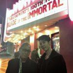 『無限の住人』本日リリース!全米公開を記念したUSプレミアに三池監督とMIYAVIが参加!