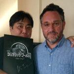 『ジュラシック・ワールド』コリン・トレボロウ監督インタビュー