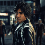 木村拓哉 in PS4『JUDGE EYES:死神の遺言』12月13日発売決定!