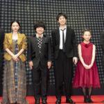【第31回東京国際映画祭】『ギャングース』チームがレッドカーペットに登場!