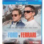 『フォードvsフェラーリ』ブルーレイ+DVDセット 5月2日(土)発売!