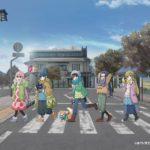 「ゆるキャン△梨っ子」運行記念:イベント用描き下ろしイラストを使用したグッズ販売が決定!
