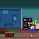 映画『ガンズ・アキンボ』 8ビットゲーム風スペシャルムービーが完成 ドット絵でエクストリーム・ガン・アクションを完全再現 マイルズを使って全クリを目指せ!