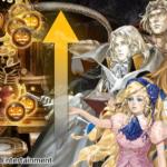 『悪魔城ドラキュラ – Grimoire of Souls』の「オーダー」モードに「シーズンオーダー」ハロウィンステージを本日から追加!