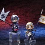 """画像多数!!「キューポッシュ」シリーズに『Fate/Grand Order』から善悪""""Wジャンヌ""""登場!"""