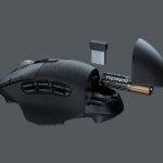 「G604 LIGHTSPEEDゲーミングマウス」発売 15個のプログラム可能なボタンを持つワイヤレスマウス
