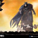 バットマン:異色のクラシカルスタイル。「ゴッサム バイ ガスライト」版バットマンが1/5スケールで商品化