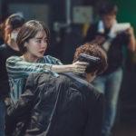 映画『ヒットマン エージェント:ジュン』「愛の不時着」「愛の不時着」女優ファンウ・スルへ ワイヤー・アクションに挑戦!