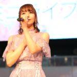声優・和氣あず未がアーティストデビュー当日に池袋サンシャインシティ噴水広場にてイベントを開催!