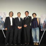 映画『新聞記者』終戦記念日直前トークイベント