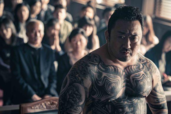 映画『悪人伝』 予告編が堂々完成!! さらに場面写真も大量解禁!!