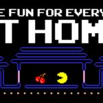 期間限定で「PAC-MAN Championship Edition2」を無償提供  More Fun for Everyone at Home / ご自宅で「アソビきれない毎日を。」