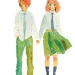 志村貴子原作 『どうにかなる日々』 新公開日が10月23日(金)に決定! 描き下ろしキービジュアル&キャストコメント到着 クリープハイプの主題歌発売日は10月21日に!