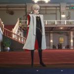 PS4『新サクラ大戦』副島成記氏デザインの新キャラクター「村雨白秋」公開