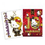とらのあな、2020年7月より秋葉原ラジオ会館店限定で、YOSHIKIとハローキティのコラボキャラクター「yoshikitty」のグッズ販売を開始!