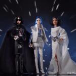 映画「スター・ウォーズ」×バービーの豪華コラボレーションドールが登場!R2-D2などの人気キャラクターをハイファッションで再現!「バービー / スター・ウォーズ」12月6日(金)より限定発売