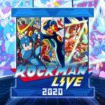『ロックマンライブ 2020』チケット好評販売中! セットリスト全公開! スペシャルゲスト、そしてオリジナルグッズ情報も公開!!