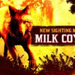 「レッド・デッド・オンライン」ブラックウォーター付近で伝説のミルクコヨーテの目撃情報
