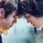 映画「his」宮沢氷魚が初恋の彼を抱きしめ、 秘めた想いを告白、 愛と決意溢れる予告編解禁