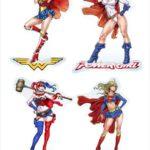 BISHOUJOシリーズより、 「DC COMIC美少女」のアクリルスタンドが登場!